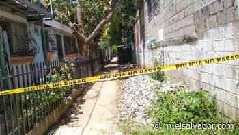 Un presunto pandillero murió en enfrentamiento con policías en Apopa - elsalvador.com