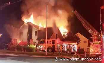 Religioso muere junto a su esposa en incendio residencial - Telemundo 62