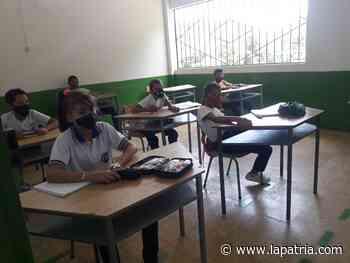En Pueblo Nuevo (Pensilvania) disfrutan el retorno a las aulas - La Patria.com