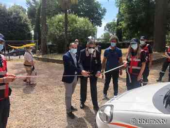 Monterotondo, una nuova vettura per il presidio del territorio - Tiburno.tv