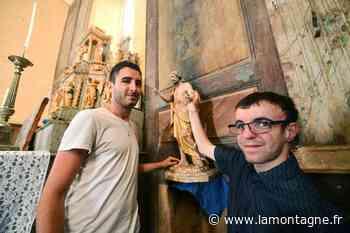 Ces deux frères tentent de sauver l'église de Saint-Sulpice-le-Guérétois (Creuse) - La Montagne