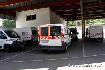 Mourenx : treize véhicules fracturés dans l'enceinte du service technique de la collectivité - Sud Ouest