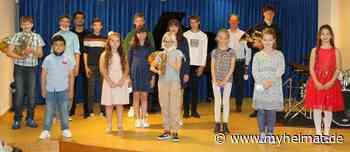 Live Musik in der Musikschule Wertingen - Wertingen - myheimat.de