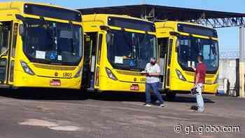 Comissão realiza vistoria em ônibus do transporte coletivo urbano de Presidente Prudente; paralisação do serviço continua - G1
