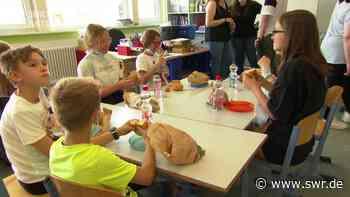 Kinder sollen an VHS Mainz-Bingen spielerisch lernen - SWR
