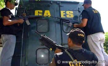 Diario El Periodiquito - GAES rescató a tres secuestrados en Cagua - El Periodiquito