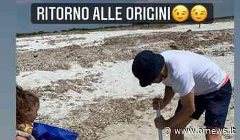 """Alessandro Florenzi. Vacanza da """"persona normale"""" nel Sinis? - ORnews"""
