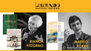 """""""Leggendo Ancora Insieme"""" questa settimana ospita ad Oristano Bianca Pitzorno e Matteo Porru - S&H Magazine"""