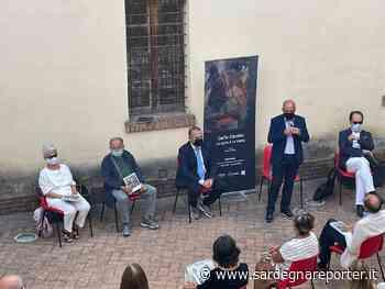Oristano - L'origine è la meta - Inaugurata la mostra su Carlo Contini - Sardegna Reporter