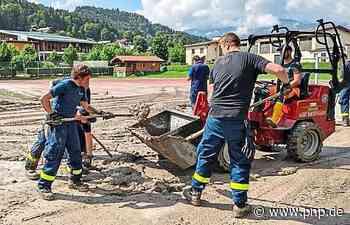 THW-Ortsverband leistet schnelle Hilfe im Katastrophengebiet - Passauer Neue Presse