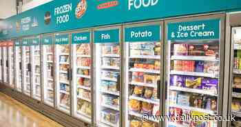 Poundland rolls out frozen food expansion to more stores - and has cheeky dig at Iceland - North Wales Live