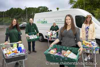 West Cheshire Food Bank lands cash boost   Chester and District Standard - The Chester Standard
