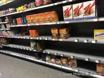 Empty supermarket shelves prove it's time for a food revolution in Scotland - The National