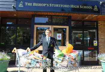 Food bank appeals for donations as summer holiday demand set to soar - Bishop's Stortford Independent