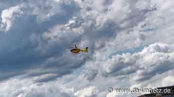 Bad Soden-Salmünster (Hanau): Frau bringt Baby auf A66 zur Welt - Hubschrauber im Einsatz - DA-imNetz.de