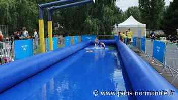 Une programmation estivale XXL à Val-de-Reuil plage - Paris-Normandie