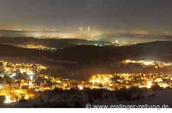 Lichtverschmutzung im Kreis Esslingen - Sehnsucht nach der Dunkelheit - esslinger-zeitung.de