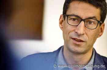 OB-Wahl in Esslingen - Matthias Klopfer setzt auf Erfahrung - esslinger-zeitung.de