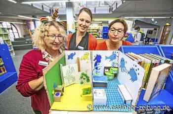 Esslinger Stadtbücherei - Ideenwerkstatt für die neue Bibliothek - esslinger-zeitung.de
