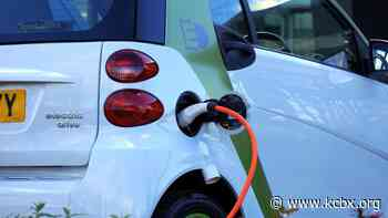 Central Coast electric vehicle infrastructure expansions expected with new incentives for locals - KCBX