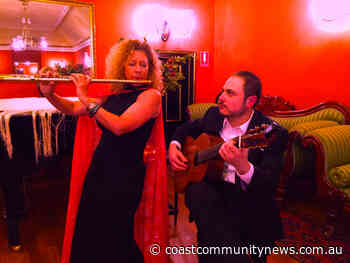 Renowned flautist and guitarist to play at Laycock Street Theatre - Central Coast Community News