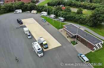 POL-BOR: Kreis Borken - Verkehrsdienst bietet Wiegen von Wohnwagen und -mobilen an - Presseportal.de