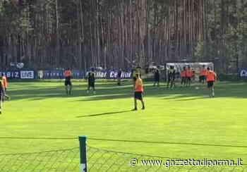 Castelrotto, le ultime novità sugli allenamenti. Aspettando l'amichevole con il Bochum - Video - Gazzetta di Parma