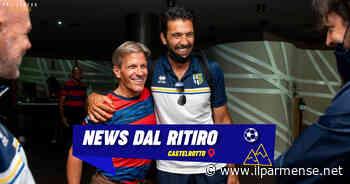 Castelrotto Day 3: Gigi Buffon è arrivato in ritiro | FOTO - Luca Galvani