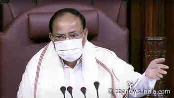Normalcy returns to Rajya Sabha after M Venkaiah Naidu meets floor leaders