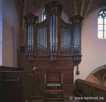 Het orgel van de Sint-Martinuskerk in Heers wordt gerestaureerd - Kerknet