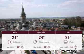 Chauny et ses environs : météo du lundi 19 juillet - L'Union