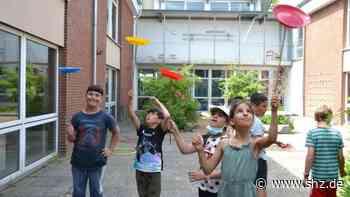 Aktion in den Sommerferien: Wie Kinder in Pinneberg ihre zurückgewonnene Normalität nutzen   shz.de - shz.de