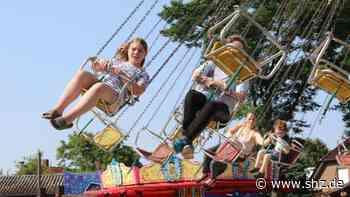 Happy Kids Park in Pinneberg: Erster Jahrmarkt seit Corona begeistert Kinder – Kritik von Erwachsenen   shz.de - shz.de