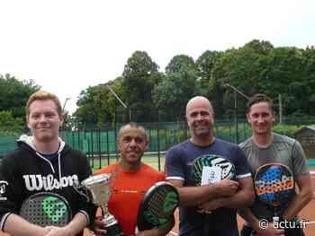 Eure. Le Padel séduit toujours autant au tennis club de Gisors - actu.fr