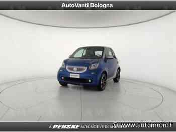 Vendo smart fortwo 70 1.0 twinamic Passion usata a Casalecchio di Reno, Bologna (codice 9359970) - Automoto.it