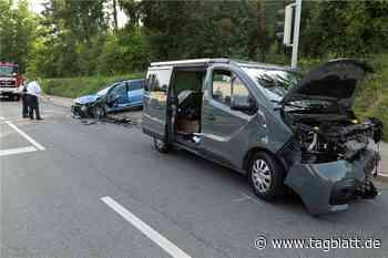 Live-Blog   Zwei schwere Unfälle in Gomaringen und bei Metzingen - Schwäbisches Tagblatt