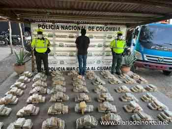 Más de 220 kilos de marihuana incautados entre Paradero y Maicao. Tenían como destino la Alta Guajira - Diario del Norte.net