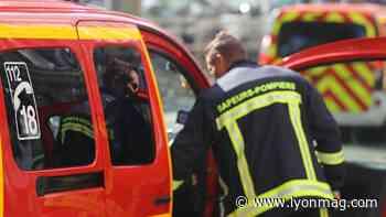 Près de Lyon : incendie de métaux dans une entreprise de Saint-Fons - Lyon Mag