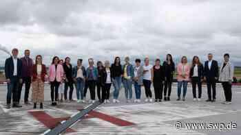 Pilotprojekt am Klinikum Ehingen: Deutschkurs für Reinigungskräfte - SWP