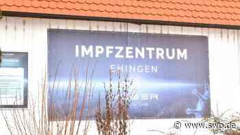 Verlängerung der Kreisimpfzentren: So geht es mit dem KIZ Ehingen nach dem 15. August weiter - SWP
