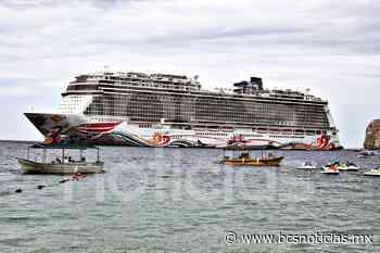 Cabo San Lucas, el primer puerto del Pacífico mexicano en reiniciar operación de cruceros: API - BCS Noticias