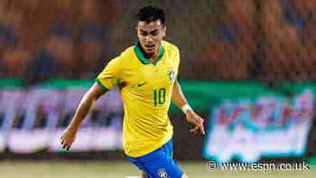 Brazil's Reinier among men's U23 Olympic stars to watch
