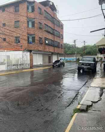Aragua   Fuertes lluvias causan colapso en Maracay este #19Jul - El Pitazo