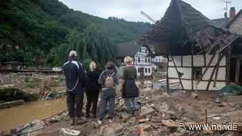 Katastrophenschützer aus Wilhelmshaven in Hochwassergebiet - NDR.de