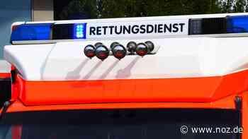 Meppen: Motorradfahrerin nach Unfall im Krankenhaus - NOZ