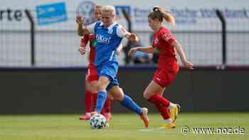 """Wichtiger Baustein"": Agnieszka Winczo bleibt den Frauen des SV Meppen treu - noz.de - Neue Osnabrücker Zeitung"