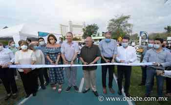 Inauguran ciclovía de la avenida Cerritos, en Mazatlán - Debate