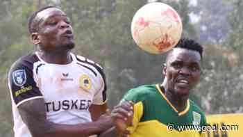 Tusker FC held to goalless draw by relegation-threatened Mathare United