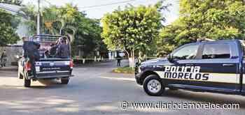 Fallece policía atacado a tiros en Jiutepec; le dieron más de 15 balazos - Diario de Morelos