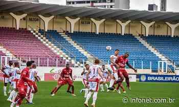 Itabaiana vence e Sergipe perde em jogos do Grupo 4 da Série D - Infonet